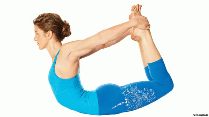 Йога для суставов ног
