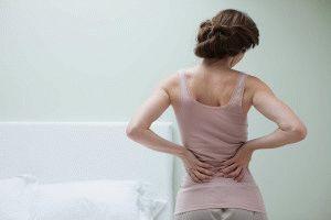 Боль в спине при простуде – лечение