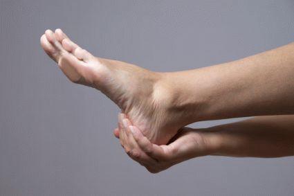 Что делать если есть боль в стопе с внешней стороны