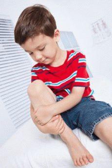 Инфекционно аллергический артрит у детей