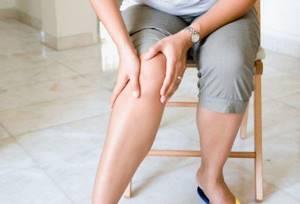 Как и чем лечить коленный сустав