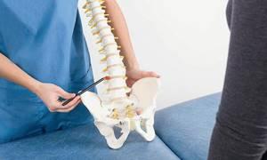 Остеопатия при лечении грыжи позвоночника