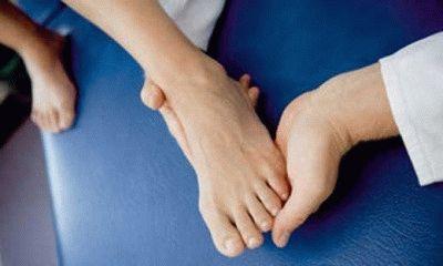 Воспалился сустав пальца на ноге чем лечить