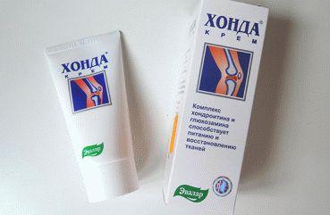 Препарат Хонда — эффективное лекарство для суставов. Мазь Хонда для суставов