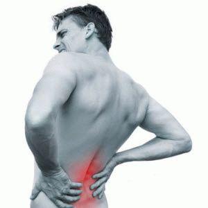 Боль при трещине в позвоночнике