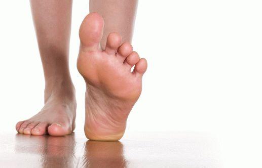 Вывих пальца на ноге (мизинца, большого): симптомы и лечение